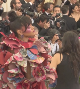 METROPOLITAN MUSEUM OF ART HOSTS THE OSCARS OF FASHION