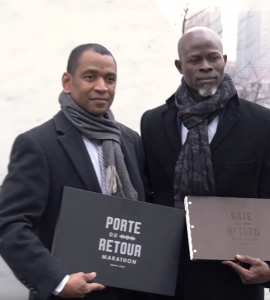ACTOR & HUMANITARIAN DJIMON HOUNSOU ANNOUNCES THE FIRST GATE OF NO RETURN MARATHON & FESTIVAL